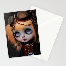 FREAKCIRCUS (Ooak BLYTHE Doll) Stationery Cards