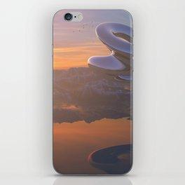 CHROME iPhone Skin