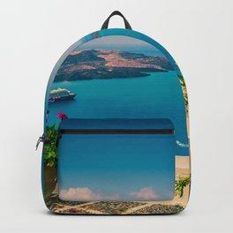 Santorini i Backpack