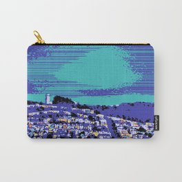 Night Over the San Francisco Mission Carry-All Pouch