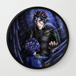 Do You Believe In Angels? Wall Clock
