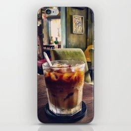 Coffee in Saigon iPhone Skin