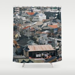 Kamakura, Japan Shower Curtain