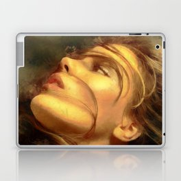 Kate classical portrait Laptop & iPad Skin