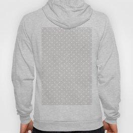 Dots (White/Platinum) Hoody