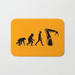 Replaced  |  Human Evolution Bath Mat