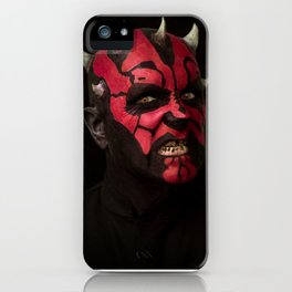 Mister Maul iPhone Case
