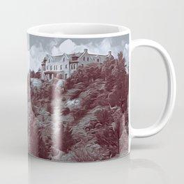 Ha Ha Tonka in Selenium and Gray Coffee Mug