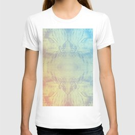bright sky refraction T-shirt