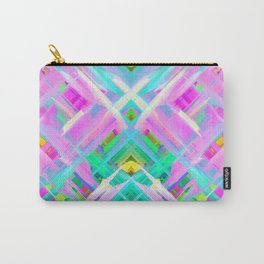 Colorful digital art splashing G473 Carry-All Pouch