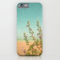 Flowers by the Sea iPhone 6s Slim Case