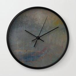 Vessel 5 Wall Clock