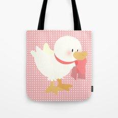 duck (female) Tote Bag