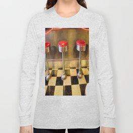 olde time stools Long Sleeve T-shirt