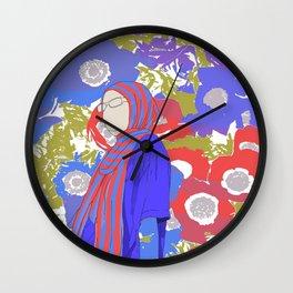 An American Girl Wall Clock