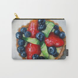 Grocery Store Tart II Carry-All Pouch