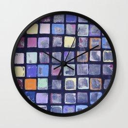 Cuban Art Wall Clock