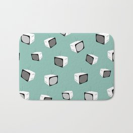 MINT Retro Tv Bath Mat