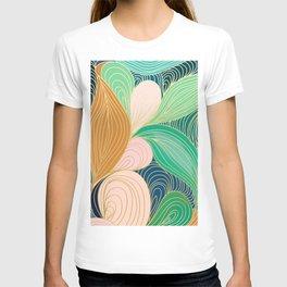 Swirly Interest T-shirt
