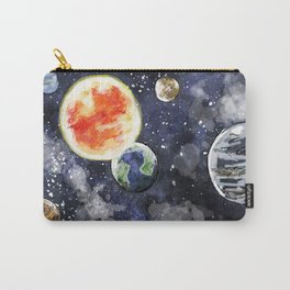 Solar system Carry-All Pouch