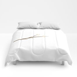 Marshmallows on stick Comforters