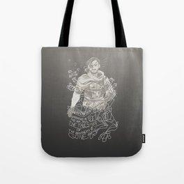 Phantom Pain Tote Bag