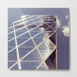 Hearst Tower New York Metal Print