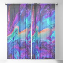 Heaven Knows Sheer Curtain