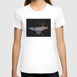 Blacksmith Forged Fire Anvil T-shirt