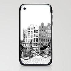 amsterdam II iPhone & iPod Skin