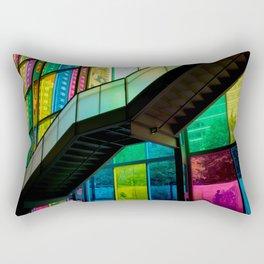 Going up! Rectangular Pillow