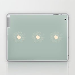 Sun Line Drawing Laptop & iPad Skin