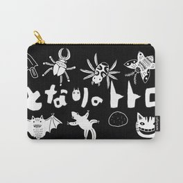 Creepy Creatures Carry-All Pouch