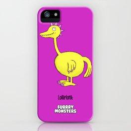 Lolliplonk iPhone Case