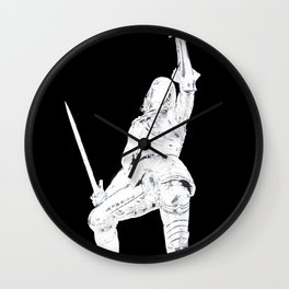 Richard The Third, Wall Art Wall Clock