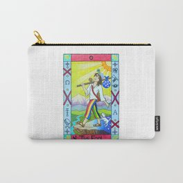 The Fool - Tarot Carry-All Pouch