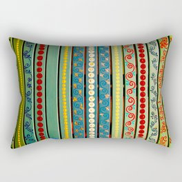 """Touch Wood"" by ICA PAVON Rectangular Pillow"
