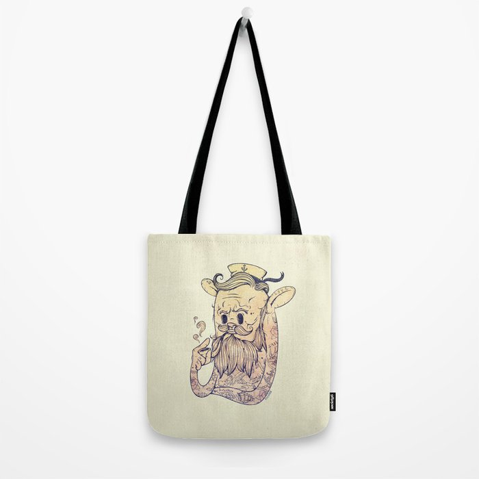 Hello Sailor!! Tote Bag