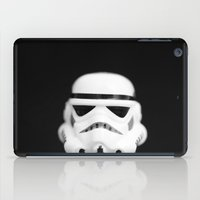 trooper iPad Cases featuring Trooper by Emma Harckham