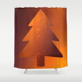 Christmas Time is Beer Shower Curtain