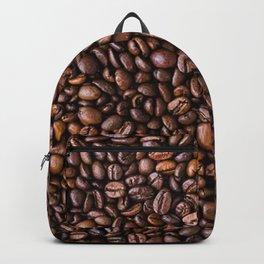 Coffee Bean Scene Backpack