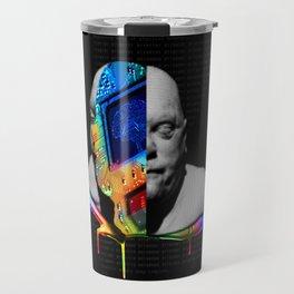 Black Screen of Death Travel Mug