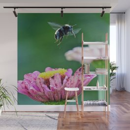 Flight of the Bumblebee Wall Mural