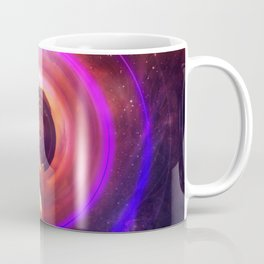 The Surreal Lighthouse at the End of the Universe Coffee Mug