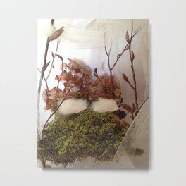 Fairy Furniture  Metal Print