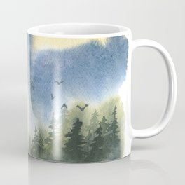 Forest Storms Coffee Mug