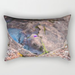 Artist Point Trail, Grand Marais, Minnesota 18 Rectangular Pillow