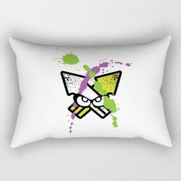 Splatoon - Turf Wars 2 Rectangular Pillow