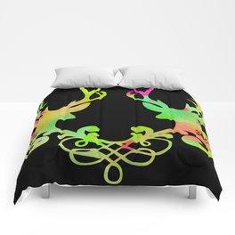 Couple of Deer Comforters