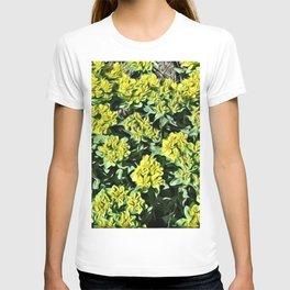 JC FloralArt 07 T-shirt